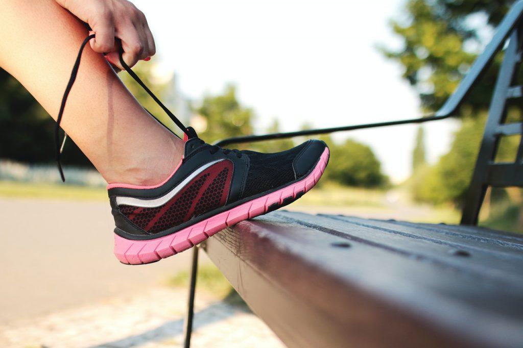 sporten zonder sportschool